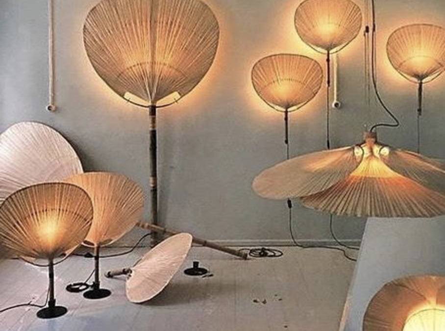 Ingo Maurer Sconces and Chandeliers