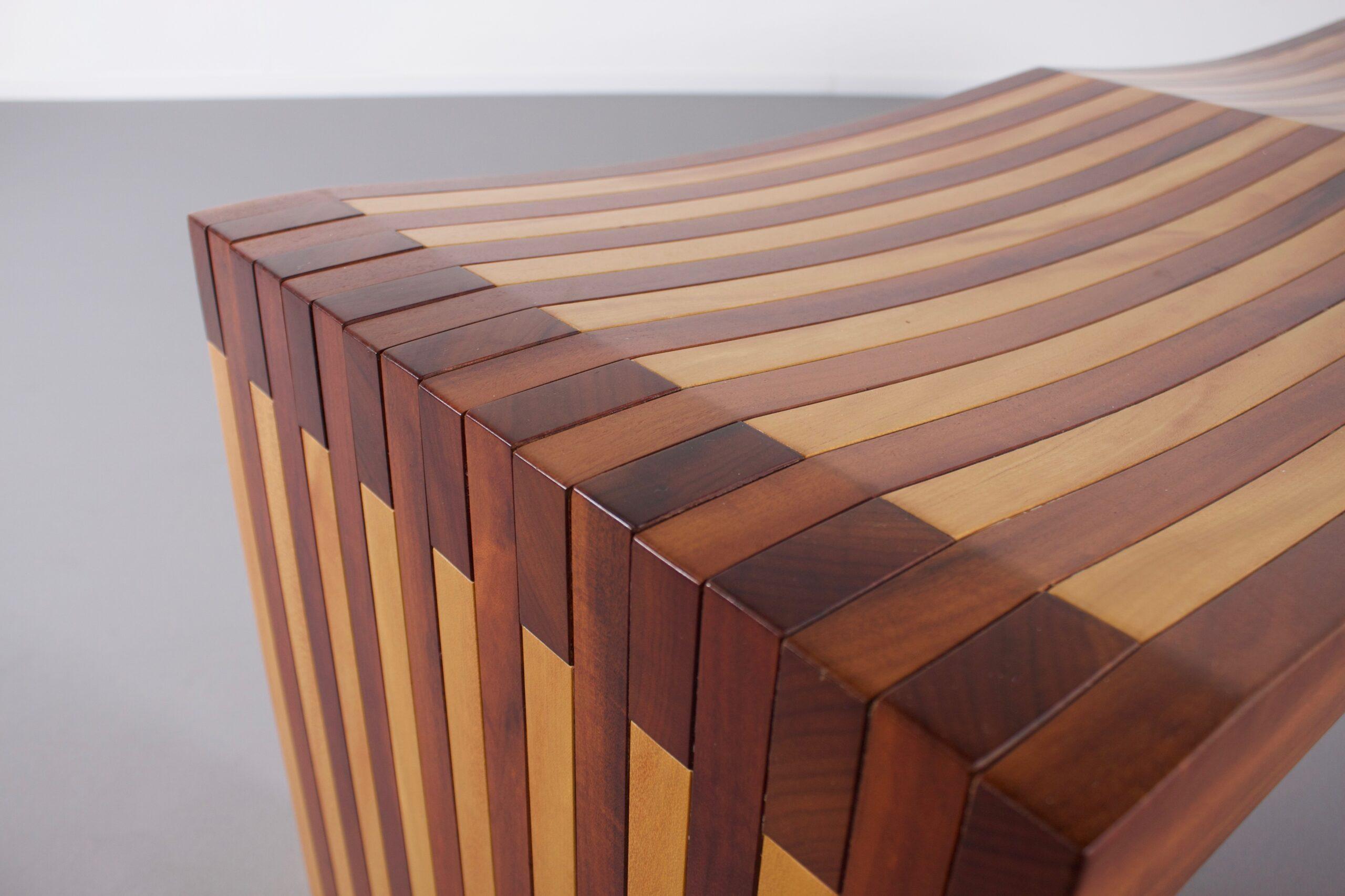 Exceptional 'Ressaquinha' Bench by Mauricio Azeredo