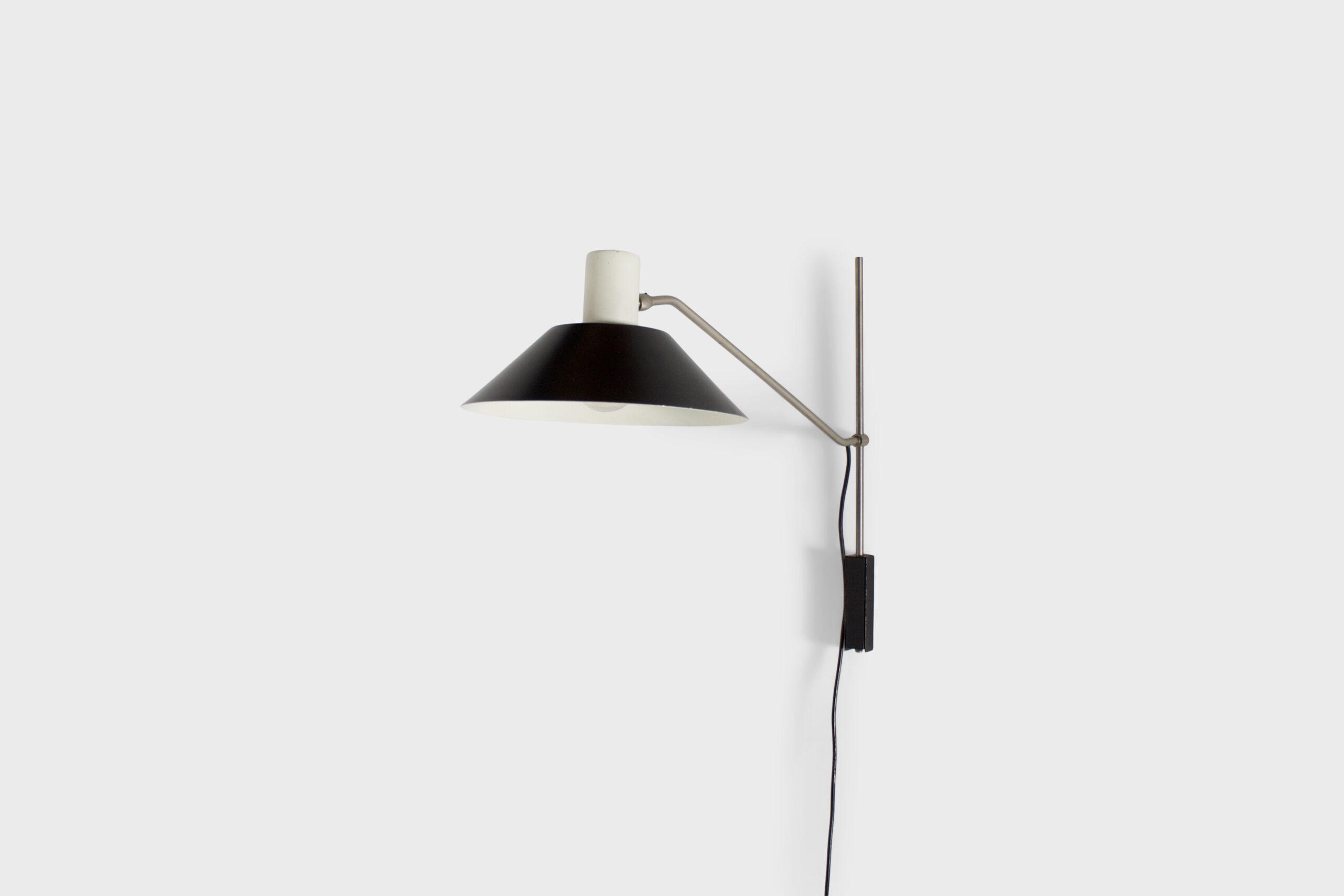 Wall Lamp 7078 by Jan Hoogervorst for Anvia